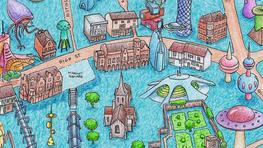 Local Town Treasure Maps