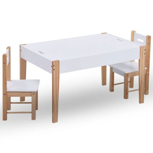 Chalkboard Table & Chairs