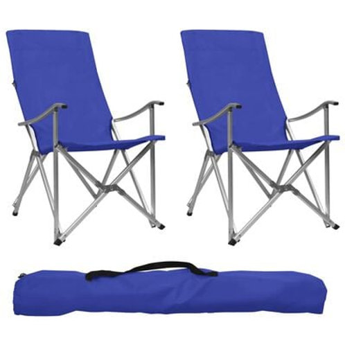 Foldable Camping Chair Set