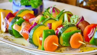 Vegan & Vegetarian BBQ Food