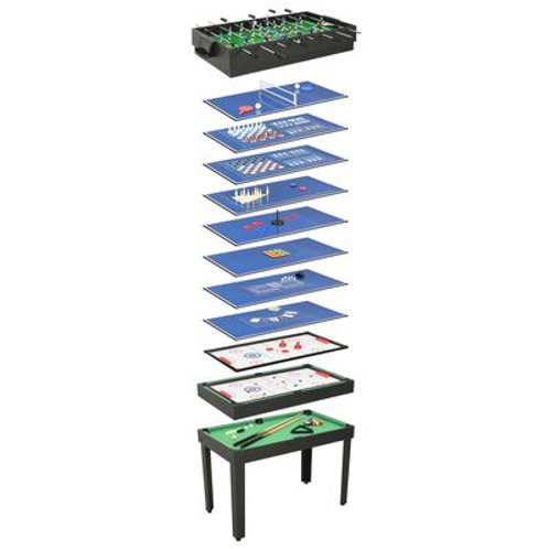 15-in-1 Games Table