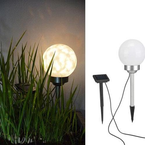 Solar Powered Globe Light