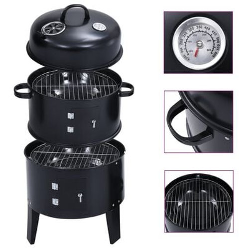 3-in-1 Barbecue