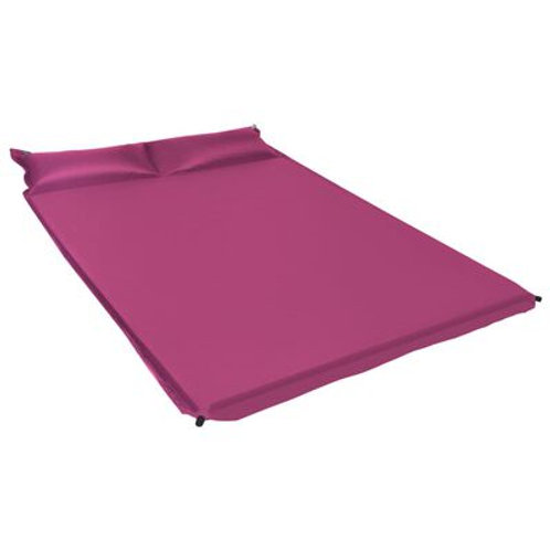 Self-Inflating Double Air Mattress