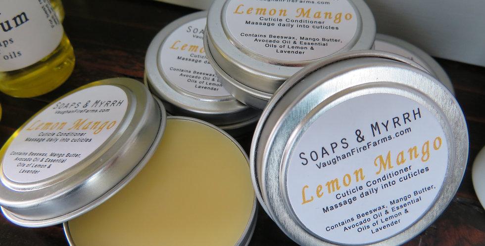 Lemon Mango Cuticle Conditioner
