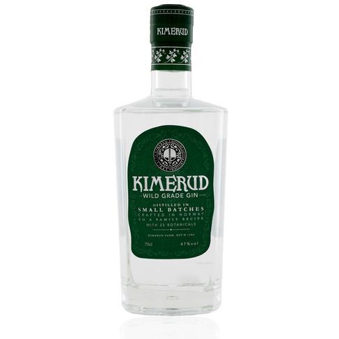 Kimerud Wild Grade Gin