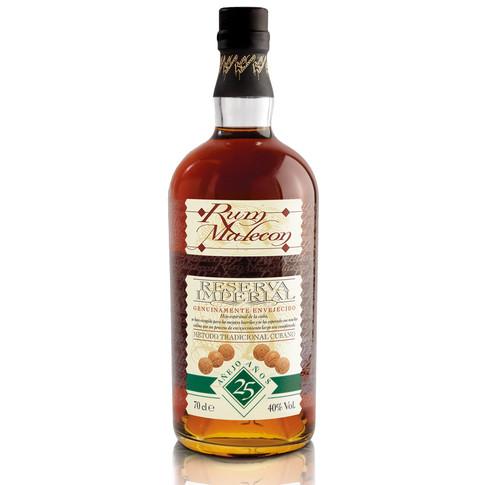 Ron Malecon 25 Jahre Rum
