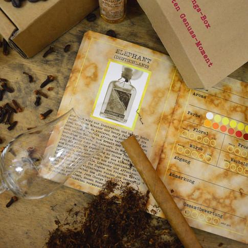 Vita Dulcis Tasting Box Rum alt & selten