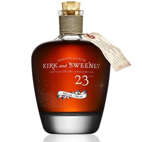 Kirk & Sweeney 23 Jahre Rum