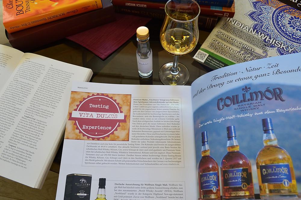 Vita Dulcis im Whiskybotschafter