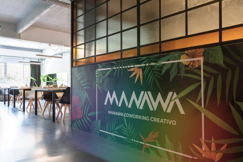Manawa Coworking - Sede Hollywood