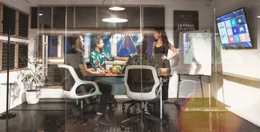 Manawa Coworking - Sala de Reuniones