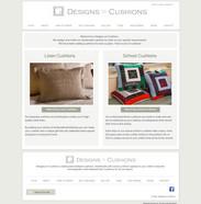 Designs on Cushions