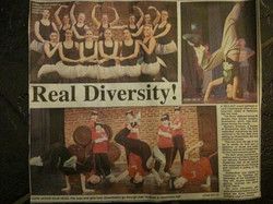 _The Show_ Haslemere Herald Write Up (Dec 2010)