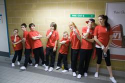 Heat Basketball Half Time Crew (Feb 2010) 2