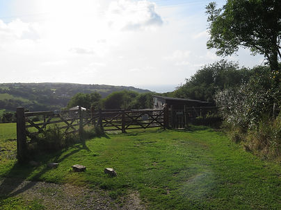 Bert's Cottage, Roscare, Nr St Genny, Cornwall