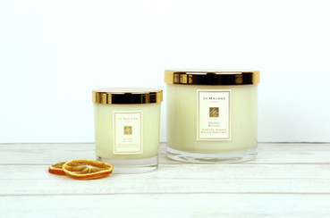 Luxury Scented Candle with Lid