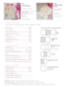Kew Wedding Stationery Price Guide - Designed by Archibald Edwards