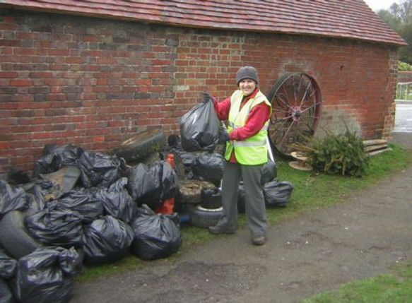 Litter Picking Blitz