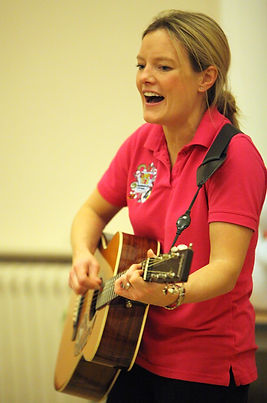 Charlotte Miller | Director of Tempo Tots  | Clinical Early Intervention Specialist Music Therapist
