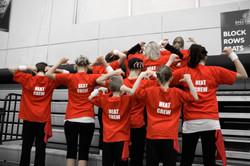 Heat Basketball Half Time Crew (Feb 2010) 8