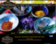 The Art Of Curry Website
