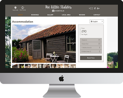 The Little Stables Holiday Let | Norfolk