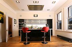 Lyne Kitchens | Contemporary Kitchen| Gu