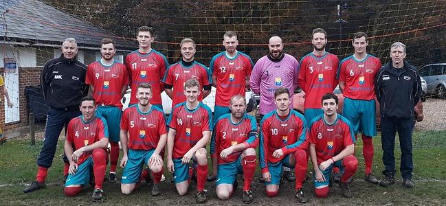 Chiddingfold Football Club - Seniors