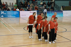 Heat Basketball Half Time Crew (Feb 2010,)