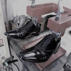 Shoe Stretching