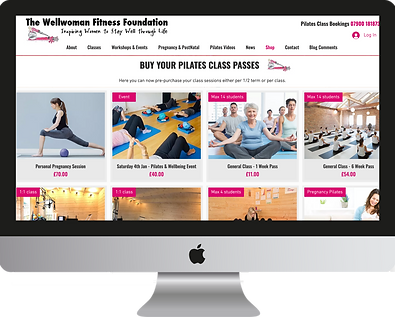 Wellwoman Fitness | Pilates Classes | Haslemere | Surrey