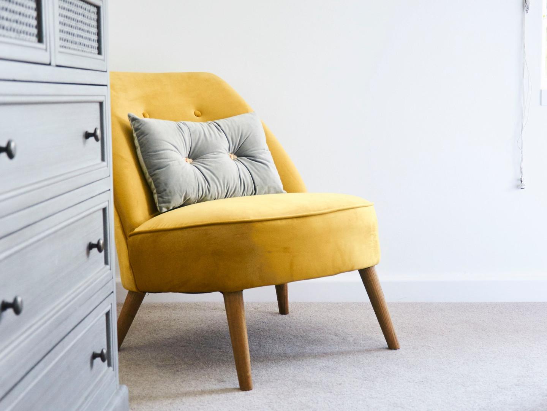Bedroom 1 Cosy chair