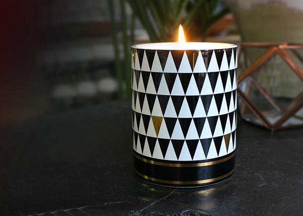 Ceramic Scented Candle