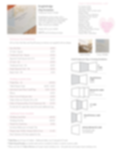 Knightsbridge Wedding Stationery Price Guide - Designed by Archibald Edwards