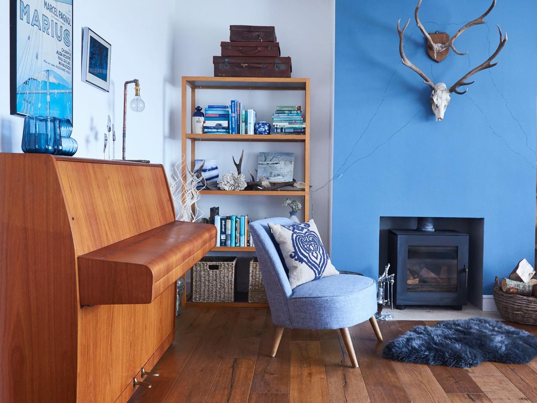 Blue Room Piano