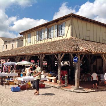 Villereal Saturday market