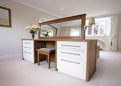 Bespoke Handmade Master Bedroom and Dres