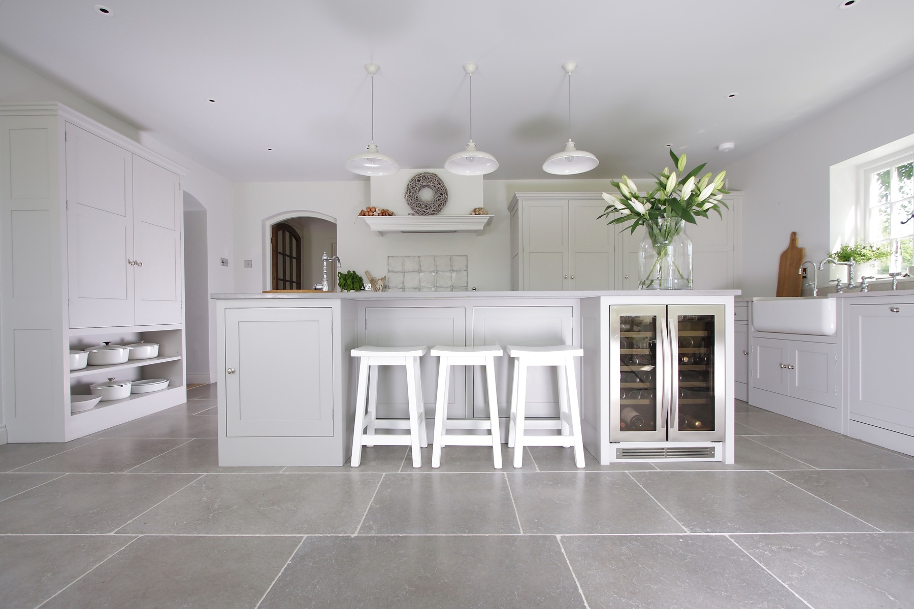 Large Open Plan Kitchen 2