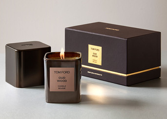 Luxury Scented Candle in Box