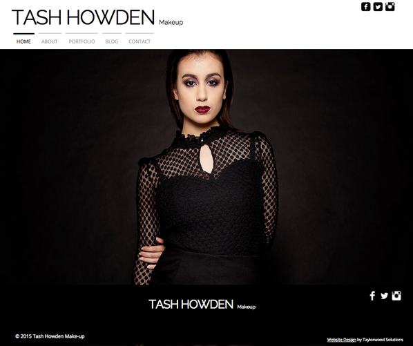 Tash Howden Make-up