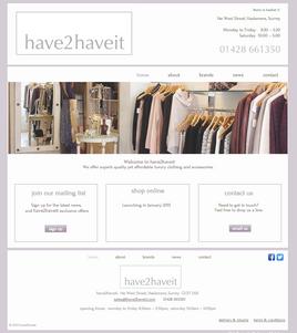 Have2haveit