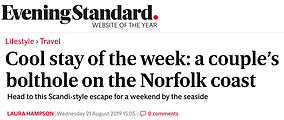 The Evening Standard | Cool Stay | Aug 2019