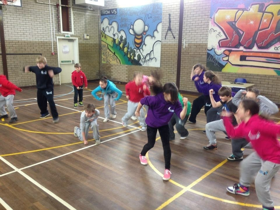 Easter Hip Hop Bootcamp (2013)