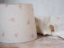peony-and-sage-blush-pink-busy-bees-tapered-lampshade.jpg