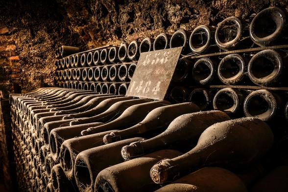 Maison Billecart-Salmon Wine Cellar