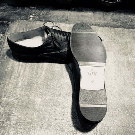 Rubber Soles & Heels