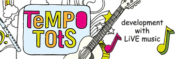 Tempo Tots | LiVE Music Development | Twickenham & Woking