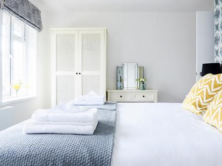 Bedroom 4  -  en suite