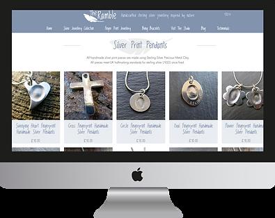 The Ramble | Bespoke Hand-made jewellery